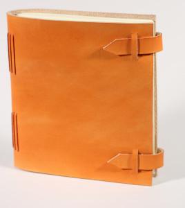 Quaderno in cuoio