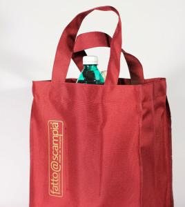 Portabottiglie 6 posti (Wine bag)