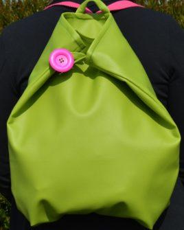 Zainetto Lucia - Verde lime