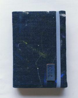 Agenda piccola Jeans Art 13,5x9,5cm