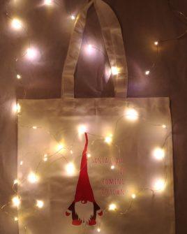 Shopper natalizia