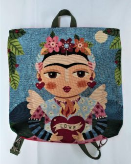 Zaino Sofia - love frida doll