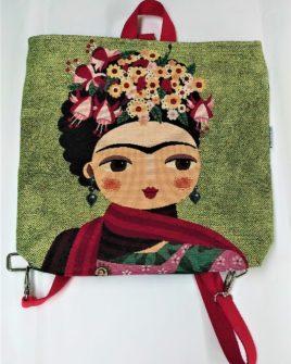 Zaino sofia - Frida doll scarf