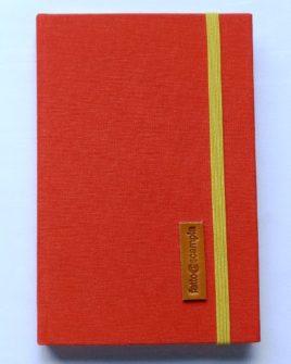 Quaderno piccolo con molla